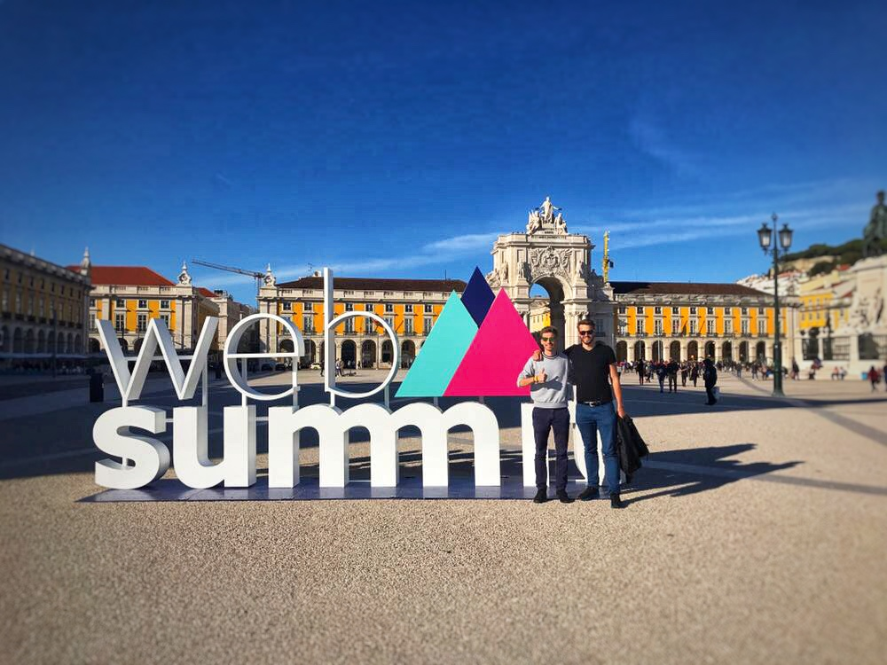 WebSummit 2017 in Lisbon